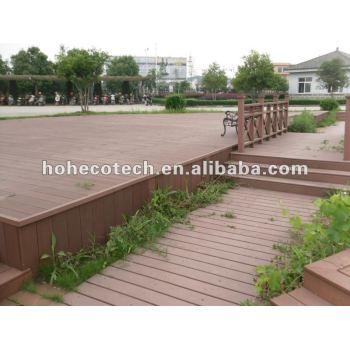 Exterior landscape composite wood decking,Exterior landscape flooring,WPC decking wood plastic composite