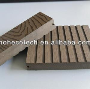 (CE,ISO,Intertek,ROHS,SGS approved)Wood plastic floor board