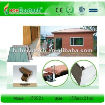 Outdoor WPC wall panel/cladding board