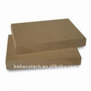 Le Decking extérieur EMBARQUE le Decking /flooring (CE, ROHS, ASTM, ISO9001, ISO14001, Intertek) de wpc (composé en plastique en bois)