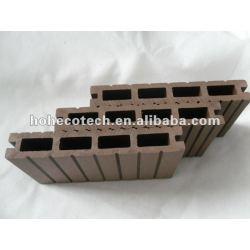 HOH Ecotechの新しい割引モデル140x25環境に優しい木製のプラスチック合成のdeckingか床タイル