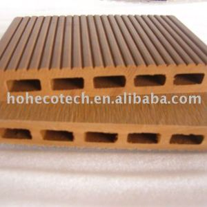resistente à umidade composite decking 145x22mm