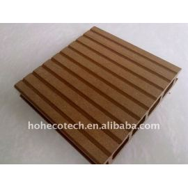 Composite decking board WPC decking tiles wood plastic composite flooring composite decking