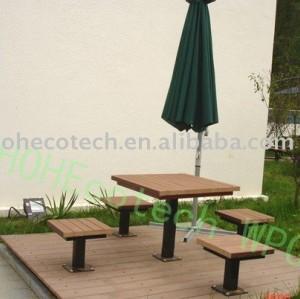 floor-popular WPC outdoor decking/flooring-CE