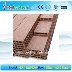 質の保証! 木製のプラスチック合成のdeckingまたはフロアーリングの屋外の木製のフロアーリング