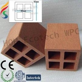WPC Post---WPC railing