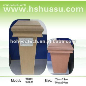 Wood plastic composite outdoor wpc post