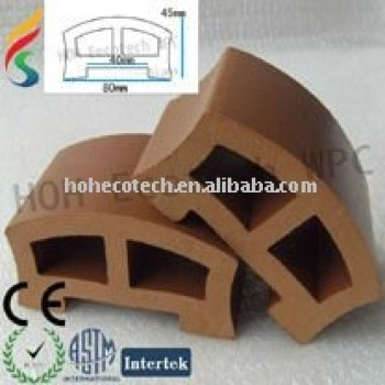 ecotech wpc railing, CE,ASTM,ROHS,ISO9001,ISO14001cetified