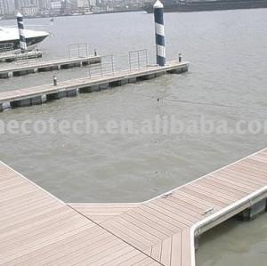 plancher de wpc/decking outdoor-ISO9001