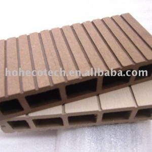 Estabilidade dimensional decking composto - sândalo