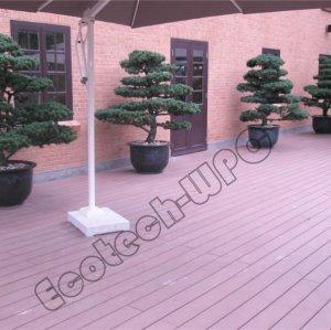 outdoor wpc decking