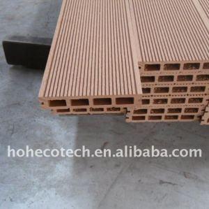 plus longue vie à utiliser que les planchers de bois decking de wpc plancher de bois plastique composite decking conseil