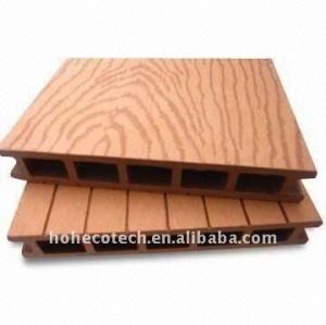 Naturale guardare legno decking wpc/pavimentazione decking composito del legno decking composito decking