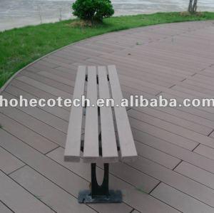 Banc en bois extérieur matériel de Wpc