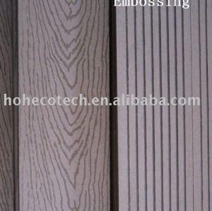 Le bois aiment le decking extérieur--WPC