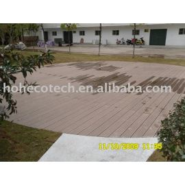 hot sell and high quality outdoor wpc decking(135*25)