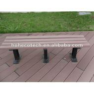 木製のプラスチック合成のwpcの屋外の木のベンチまたは余暇の椅子または庭のベンチのリサイクル