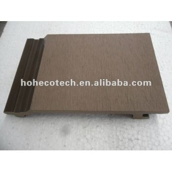 Outdoor WPC Wall Panel/Wood Plastic Composite Wall Cladding