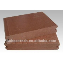 synthetic plastic wood composite flooring