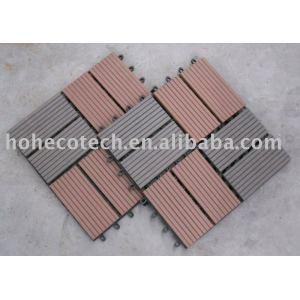 floor tiles DIY WPC/decking tile