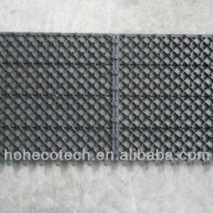 nouvelle conception de 300*600mm sur les tuiles décoratives extérieures de wpc