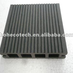 100% reciclado wpc cubiertas al aire libre ( wpc suelo/wpc panel de pared/wpc productos de ocio )
