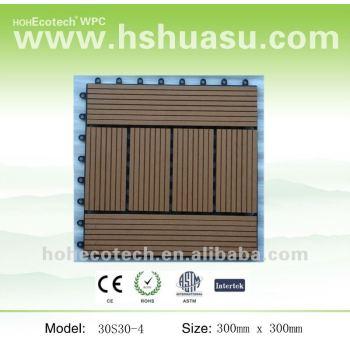 WPC Tile Flooring