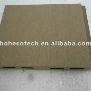 100% recycled wpc outdoor decking (wpc flooring/wpc wall panel/wpc leisure products)