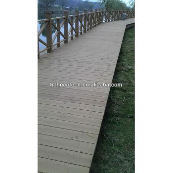 OEM outdoor wpc decking floor