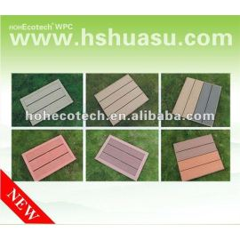 Nice looking wpc composite decking flooring patterns