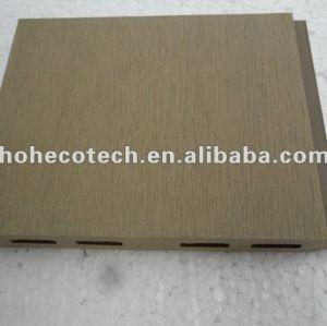 100% riciclati wpc decking esterno ( wpc pavimenti/wpc pannello murale/wpc prodotti di svago )