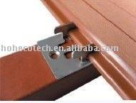 decking de WPC/se réunir extérieurs populaires de plancher