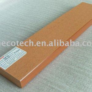Huasu wpc pisos board(iso9001,iso14001, rohs)