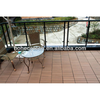 gazibo wooden deck covering