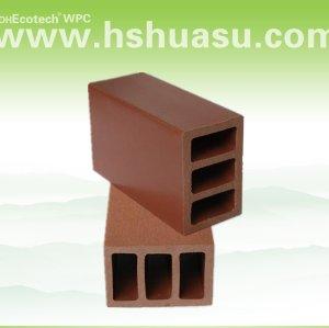 Hohecotech wpc post/ wpc railing building materials