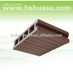 wpcデッキの床の板複合材デッキの床屋外用家具