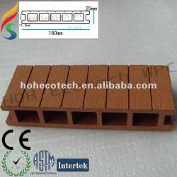 wpcの環境に優しい木製のプラスチック合成のdeckingの合成のフロアーリング