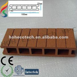 wpc eco-friendly wood plastic composite decking composite flooring