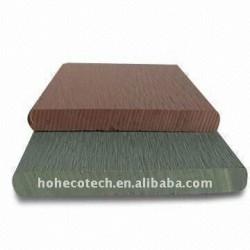木製かタケ構成の新しく物質的なwpc (木製のプラスチック合成物)のDeckingかフロアーリングのタケフロアーリング