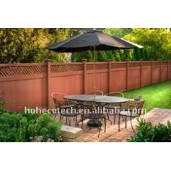 屋外の庭の装飾! 木製のプラスチック合成のdeckingまたはフロアーリングの屋外のwpcの床タイル