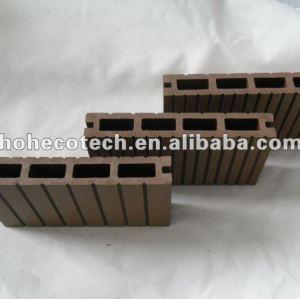 14 bois de construction en bois composé /wood de Decking en bambou extérieur des cannelures 147x23mm