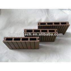 14溝147x23mm屋外のタケ/woodのDeckingの合成の木製の材木