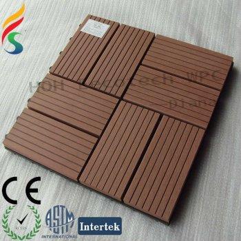 WPC DIY Decking Tile