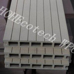 Meubles extérieurs de plate-forme composée de decking de wpc de HOHEcotech/plate-forme en plastique