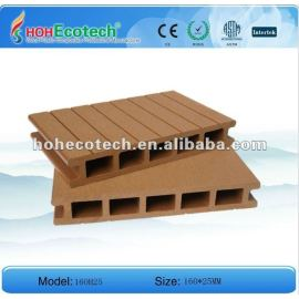 Carefree and low maintance outdoor decking/ WPC deck Wood&Plastic Composite flooring