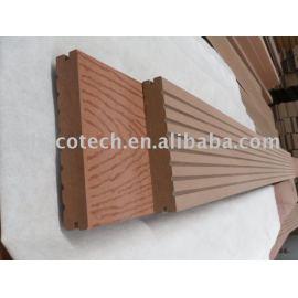 wood plastic composite flooring/decking