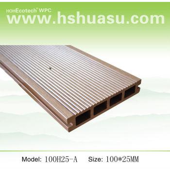 hotel furniture WPC decking wood plastic composite decking/ flooring