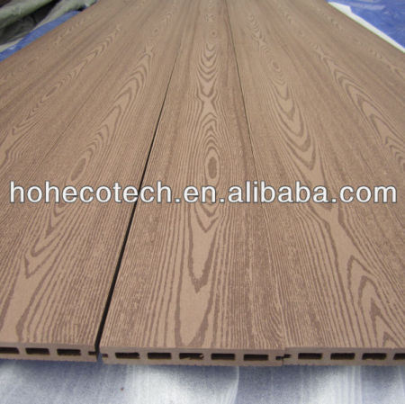 Outdoor Wpc Recycled Plastic Lumber