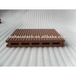 WPCの木製のプラスチック合成のdeckingかフロアーリング140x17mmのwpc木材木