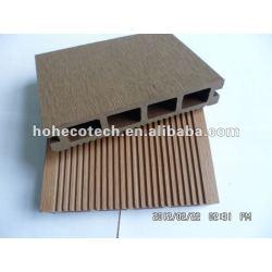新しい歓迎140x25mm WPCの合成のdeckingかフロアーリングの防水木製の材木